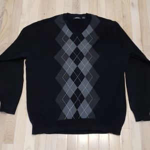 Claiborne Men's Cotton Sweater XLT tall